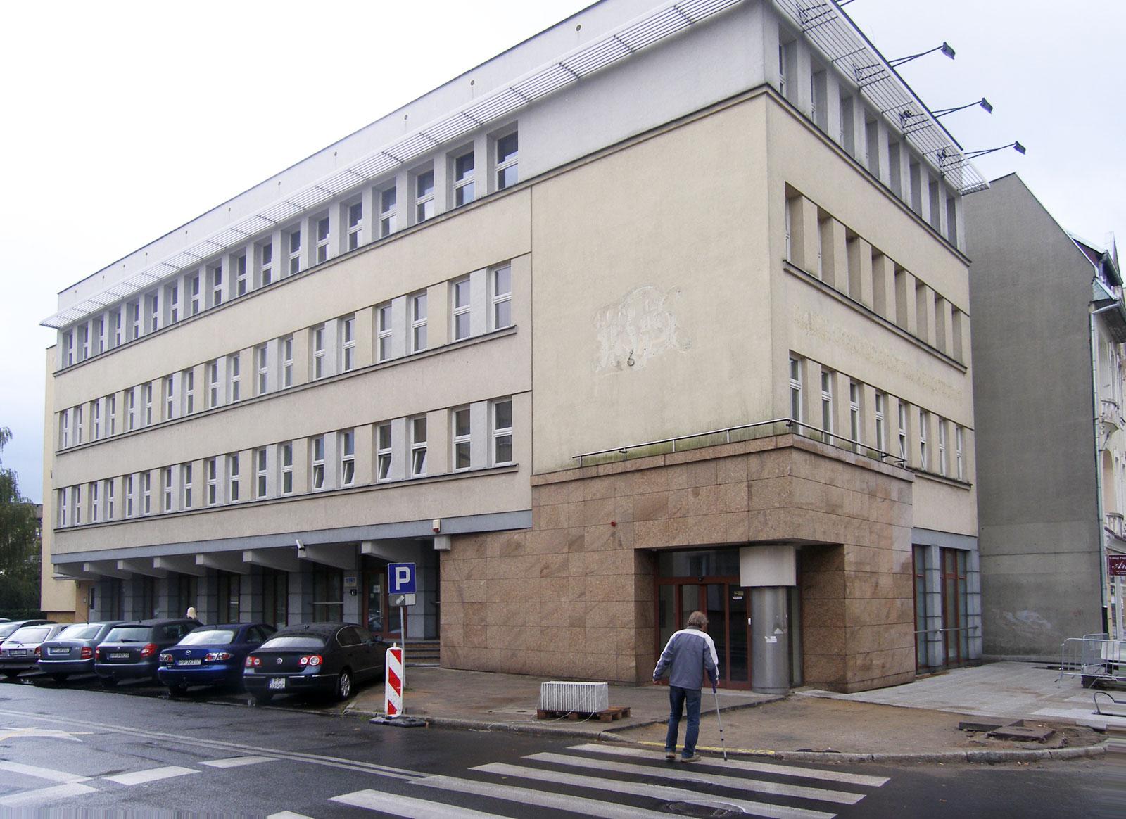 Budynek biurowy w Pile